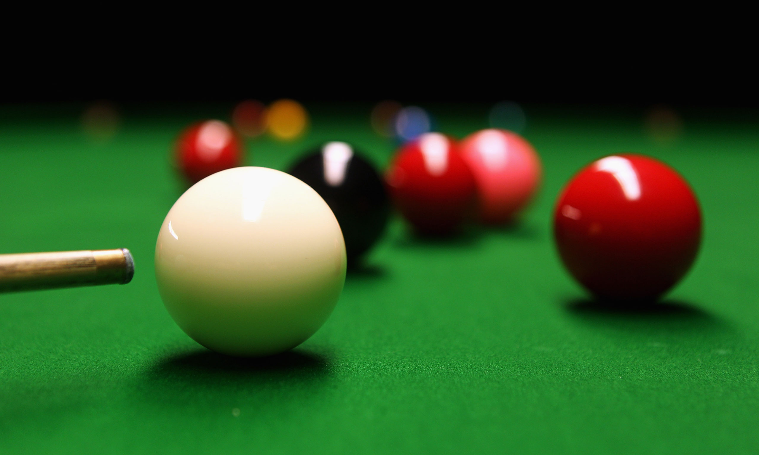 snooker shot