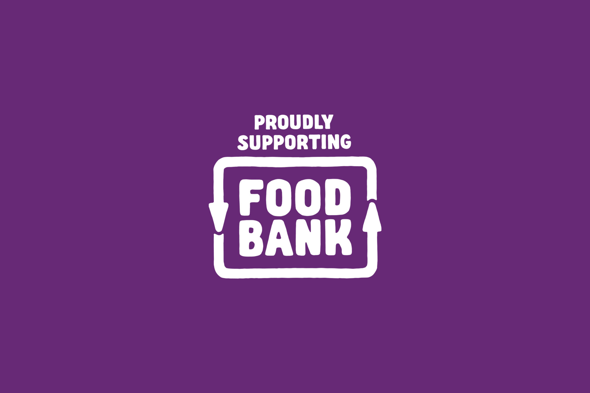QBSA, Bring a Tin to Get in, for Foodbank!