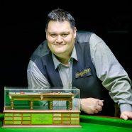 daniell haenga snooker winner